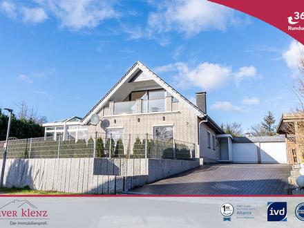 Mit wenigen Handgriffen zum Traumhaus - teilmodernisiertes (Zwei-) Familienhaus in Jarplund.