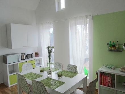 Ideal für Singles oder Paare - Große Studio-Wohnung im Zentrum von Viernheim - Sofort frei