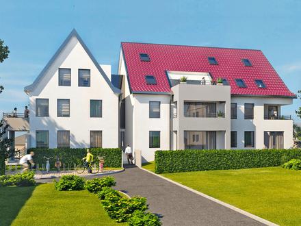 Neubau-Lebenskünstler! Moderne 2-Zimmer-Wohnung mit Loggia, Tiefgarage, Fußbodenheizung