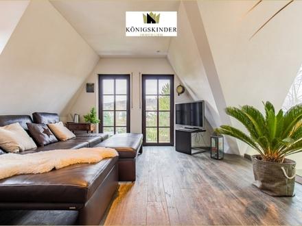 Pärchen aufgepasst: Elegantes Wohn-Ambiente auf zwei Etagen in Leonberg-Eltingen!