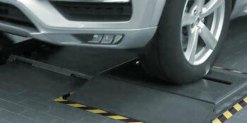 Reifenzustandskontrolle für Autohäuser