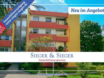 Provisionsfrei: Tolle 4-Zimmer Wohnung in ruhiger Lage von Bonn-Bad Godesberg!