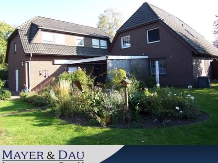 Zetel: Mehrfamilienhaus in ruhiger Lage Obj. Nr. 4466
