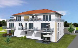 8 Familienhaus NEUBAU in TOP Lage - Minden im Ring