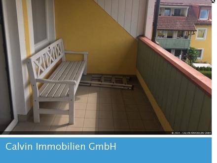 Schöne 2-Zi-Dachgeschosswohnung mit gr. Balkon in Wals bei Salzburg!