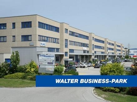 Perfekt ausgestattetes Büro in Bestlage, provisionsfrei - WALTER BUSINESS-PARK