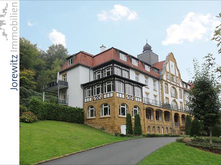 Traumwohnung mit Terrasse in Top-Lage der Sieker-Schweiz am Teutoburger Wald