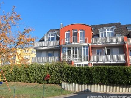Nutzen Sie Ihre Chance: 2-Zimmer Wohnung im sehr gepflegten Mehrfamilienhaus in beliebter Wohnlage von Weiden!