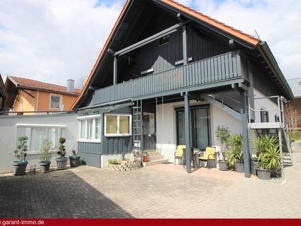 Attraktives Einfamilienhaus mit Gewerbeeinheit in Landau zu verkaufen!