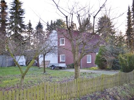 Barßel OT, Modernisiertes Einfamilienhaus im Grünen zu verkaufen