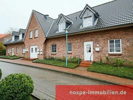 2-Zimmer-Eigentumswohnung mit Personenaufzug und Balkon in beliebter Lage von Bredstedt