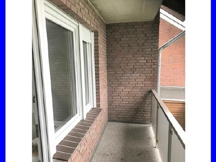 !!!Apartment/Obergeschosswohnung mit Balkon in zentraler Lage von Papenburg!!!