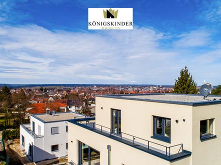 Reutlingen liegt Ihnen zu Füßen oberhalb der Kliniken am Georgenberg in Top Lage nur Anliegerverkehr