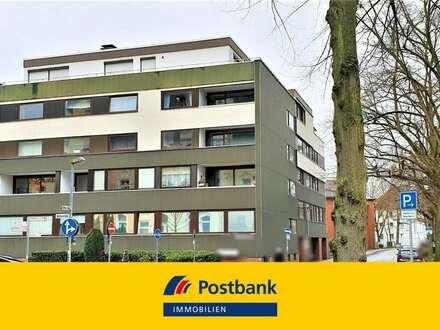Große seniorengerechte Etagenwohnung in zentraler Lage - ca. 300m bis zur Altstadt!