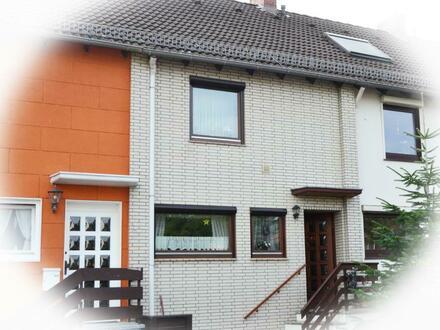 Interessantes Reihenmittelhaus mit Garage in ruhiger Lage in Bremen-Huchting