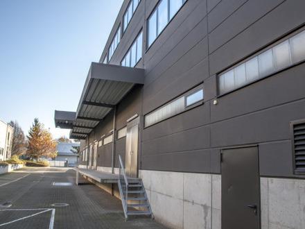 Büro- und Lagerflächen in Aschaffenburg/Strietwald