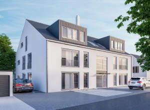 Wohnen in Dortmunds Toplage 2-Zimmer Neubau ETW in der südlichen Gartenstadt