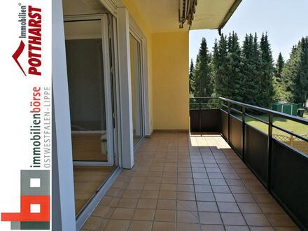Geräumige 3-Zi. Wohnung in ruhiger Wohnlage von Bad Salzuflen-Schötmar.