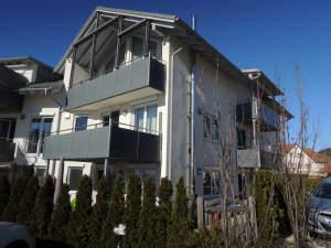Wohnung in KfW 70 Standard