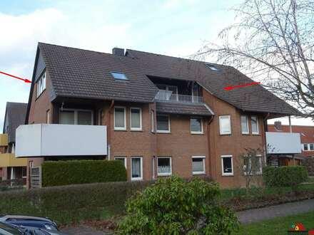 Großzügige Dachgeschosswohnung in Stadthagen