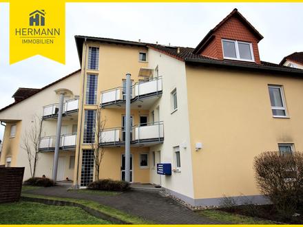 Kapitalanlage! Bruttomietrendite 4%! Schöne 2-Zimmer-Wohnung in Bruchköbel-Stadt