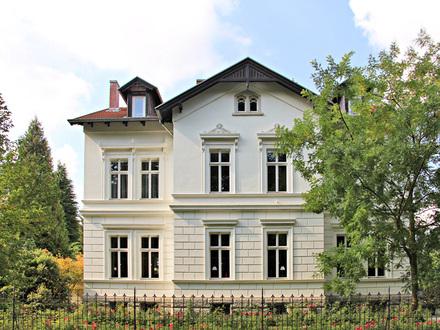 Herrschaftliche Stadtvilla am Glacis