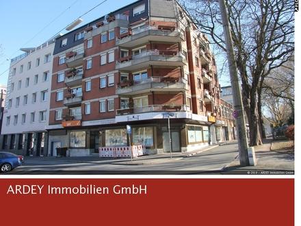 Do-City-Ostwall: Schön aufgeteilte ETW mit Balkon und TG Stellplatz in direkter Innenstadt-Lage!