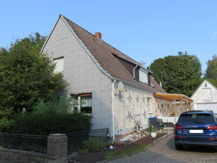 Renovierungsbedürftiges 1- bis 2-Familienhaus in Kalletal-Langenholzhausen