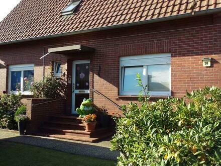 Viel Platz in schöner Umgebung! - Zweifamilienhaus mit Einliegerwohnung in Quakenbrück