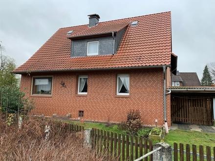Einfamilienhaus mit Einliegerwohnung im Zentrum von Meinersen