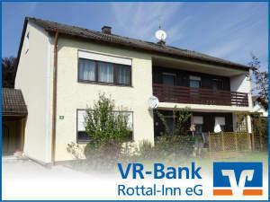 Gepflegtes 2-Familien-Haus m. zusätzl. ausgebautem Dachstudio