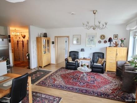 Exklusive 3-Zimmer-Dachgeschosswohnung mit Wintergarten in Schnelldorf