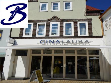 Ladenlokal in exklusiver Lage in Lübbecke zu vermieten