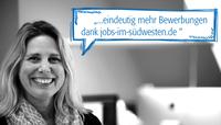 May - ...eindeutig mehr Bewerbungen dank jobs-im-südwesten.de