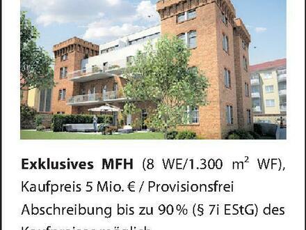 Einzeldenkmal in Thüringen - Exklusives MFH