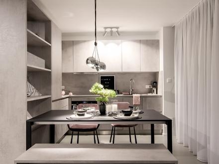 Gemütlich und perfekt geplante 2-Zimmer Wohnung
