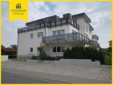Moderne helle 3 Zi.-Wohnung mit Balkon in Rodenbach!