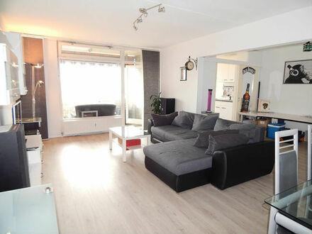 MZ-Bretzenheim im 11.OG: 85 m² mit 3ZKBLoggia +Schwimmbad/Sauna +Stellplatz +Keller