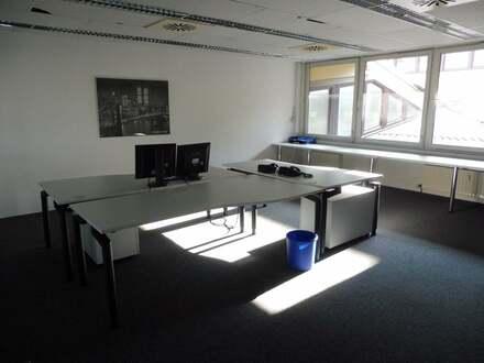 Büros von 50 m² bis 550 m² verfügbar