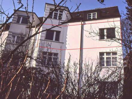 Helle, großzügige 3-ZKB in Halbhöhe S-Gablenberg