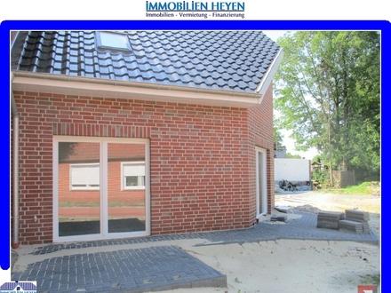 !!!Neubau-Haushälfte in zentraler Lage von Papenburg-Obenende!!!