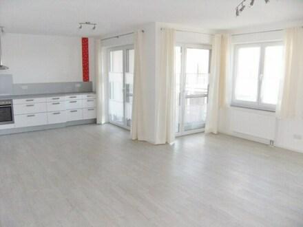 Moderne 3-Zimmer-Wohnung in Wolfertschwenden mit Einbauküche, Balkon und Garage