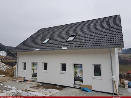 Einfamilienhaus/Doppelhaushälfte - Grundriss variabel