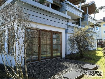 Helle Wohnung mit Terrasse zum Eigenausbau, 2 Kfz-Stellplätze inklusive!