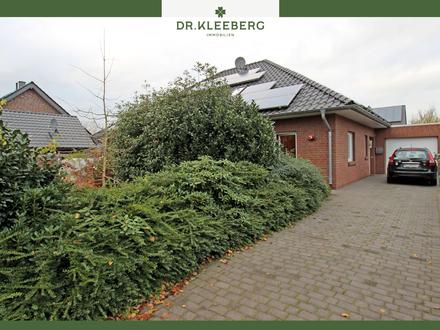 Wie eine Doppelhaushälfte - Großzügig und mit Südgarten in zentrumnaher Lage von Hörstel- Bevergern