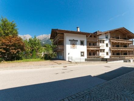 Fußläufig zum Skilift! 2-Zimmer-Wohnung in Going am Wilden Kaiser!