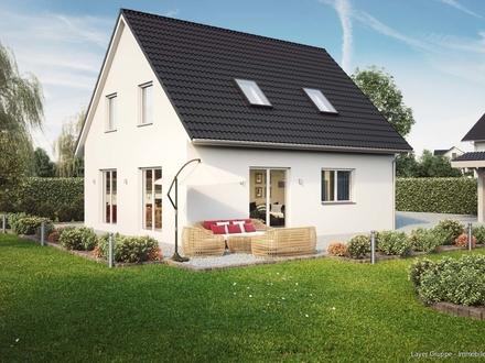 LAYER HAUS AG: Königsbrunn wartet auf Sie! Ihr Einfamilienhaus in ruhiger Lage (Projektierter Neubau)