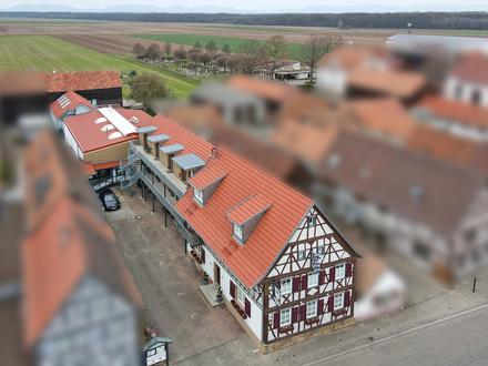 **Vollexistenz-Hotel-Restaurant - hochwertige Gebäudesanierung erfolgt**