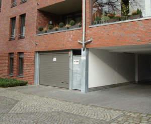 Parken am Petronilla Platz in MS-Handorf