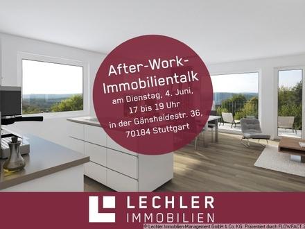 Attraktives Investment - Neubau 4-Familienhaus in werthaltiger Lage von Stuttgart-Degerloch